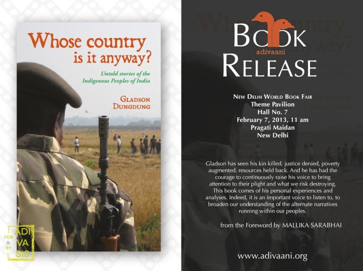 Gladson Book Release