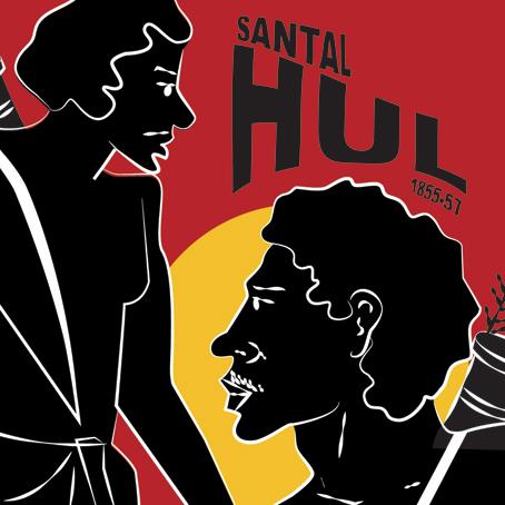 Santal Hul