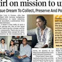 Times of India on adivaani